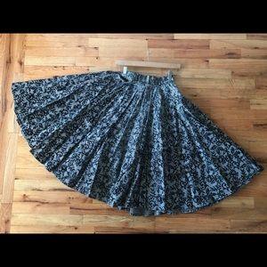 Dresses & Skirts - Vintage rockabilly skirt